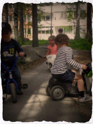 nya cykelbarn
